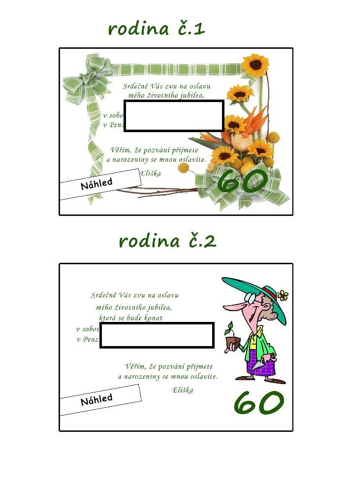 výroba pozvánek k narozeninám Výroba originálních pozvánek a oznámení | Služby pro všechny  výroba pozvánek k narozeninám